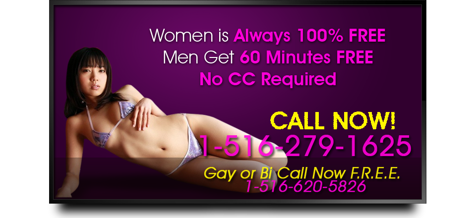 Free adult chat line phone numbers
